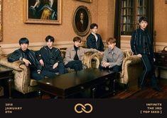 韓国アイドルグループ「INFINITE」が来年1月8日のカムバックを確定した。(提供:news - Yahoo!ニュース(WoW!Korea)