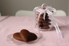Colazione con biscotti al cioccolato