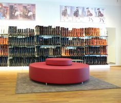 Benches   Seating   Shop equipment   KURTH Manufaktur. Check it out on Architonic