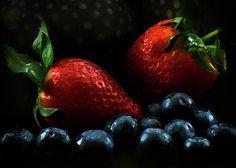Luscious berries of summer. Strawberries, Fine Art America, Good Things, Fruit, Life, Strawberry Fruit, Strawberry, Strawberry Plant