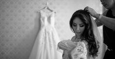 making of, bride