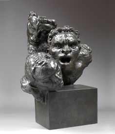 By Antoine Bourdelle Le Corbusier, Auguste Rodin, Bronze Sculpture, Sculpture Art, Cartier, Antoine Bourdelle, French Sculptor, Small Sculptures, Candid Photography