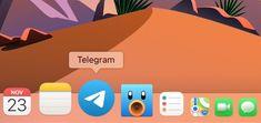 La aplicación Telegram sigue batiendo récord de usuarios activos y estos días parece que cogió un revuelo importante con los... Mac App Store, Apps, App, Appliques