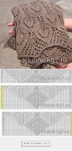 Knitting Machine Patterns Lace Shawls 16 Ideas For 2019 Knitting Machine Patterns, Lace Knitting Patterns, Knitting Stiches, Knitting Charts, Lace Patterns, Knitting Designs, Free Knitting, Knitting Projects, Crochet Stitches
