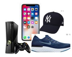 So as my birthday is around the corner I have asked mum and dad for 4 things: iPhone 10, Xbox 360, Nike joggers and an NY cap. I hope they get it all for me. I know it's pretty expensive - but with all this stuff I will be so cool and popular around my friends. Some of the coolest people I know have the new iPhone 10, so if I get it I will be pretty cool around school.