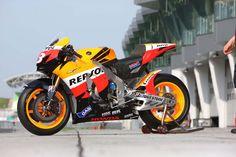 HONDA RC212V 800cc 2009