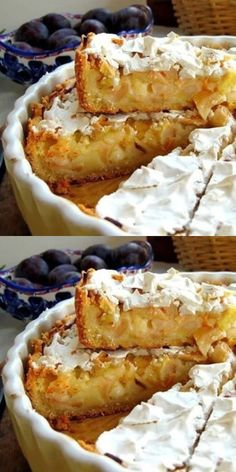 All Time Easy Cake : Amazingly delicious apple pie that just melts in your mouth. You will definitely like it! Apple Cake Recipes, Baking Recipes, No Bake Desserts, Dessert Recipes, Russian Recipes, Holiday Baking, Food Cakes, Love Food, Sweet Recipes