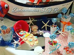 #dolcemania #palloncini #sweettable #puglia #sangiovannirotondo #gargano #foggia #italia #balloonart #bimbi #baby #mare #sweet #table #candy #candytable #idea #compleanno #primocompleanno #first #birthday #1anno #foggia #estate #summer #leccalecca #dolcemaniasangiovannirotondo