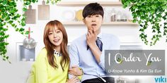 U-Know Yunho's Viki Exclusive web drama 'I Order You' starts next week. Favorite the channel to catch the premiere!