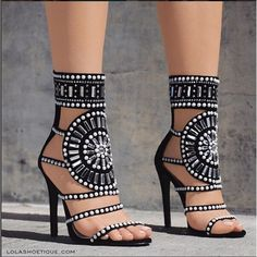1ede2f6026ac Women Ankle Strap Shoes. These glitzy