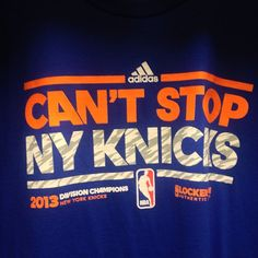 13 straight wins -- Atlantic Division title - @nyknicks