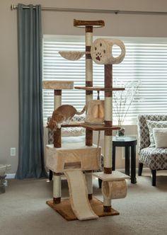 "85"" Cat Tree"