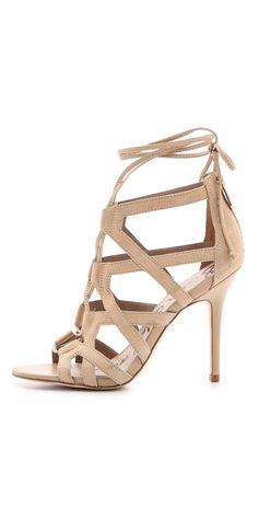 Sam Edelman Almira Lace Up Sandals   SHOPBOP