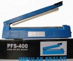 Aparat de sigilat / lipit pungi 400 mm - PFS 400