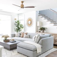 Home Interior Industrial How to Arrange Living Room Furniture. Arrangement Ideas and Layouts for Living Rooms.Home Interior Industrial How to Arrange Living Room Furniture. Arrangement Ideas and Layouts for Living Rooms Cozy Living Spaces, Living Room Grey, Home Living Room, Living Room Designs, Small Living, Modern Living, Living Room Ideas New Build, Townhouse Living Room Decor, Living Room Decor With White Walls