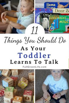 Find out specific things that every parent should be doing to help create a nurturing environment for learning language. Advice from a speech-language pathologist and mom of There's a lot you can do to help your toddler as he learns to talk! Educational Activities For Toddlers, Parenting Toddlers, Parenting Advice, Learning Activities, Speech Activities, Toddler Speech, Toddler Learning, Toddler Development, Language Development