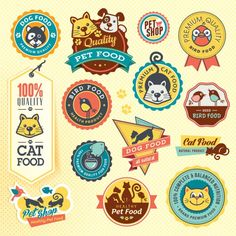 """Find """"paw print dog"""" stock images in HD and millions of other royalty-free stock photos, illustrations and vectors in the Shutterstock collection. Little Pet Shop, Little Pets, Dog Vector, Free Vector Art, Healthy Cat Food, Craft Stickers, Food Stickers, Reading Art, Videos"""