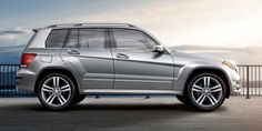 2014 Mercedes-Benz GLK-Class Offers the Spirited Character of a Mercedes-Benz Sports Sedan in Versatile SUV Form!