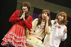 (左から)ユーキ、ユースケ、タカシ(写真提供:SDR/カメラマン:M.ミチコ)