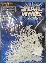 Star Wars Episode I: The Phantom Menace Jedi Vs. Sith Glow-in-the-dark Action Wall Scene by lluminations. $32.99. 36 Glow Pieces including 12 moulded glow character pieces and 24 glow bursts. Easy to apply - removable adhesive. Play over and over. Great Accent to any Star Wars room.