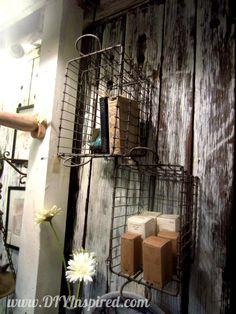 diy industrial home decor