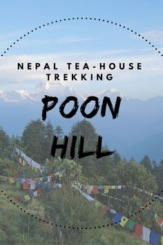 Nepal Tea-House Trekking: Poon Hill Nepal. nepal travel places and tips. Trekking from Pohkara. annapurna trekking and annapurna circuit trek deep in the Himalayas. nepal travel bucket list - why you need to visit nepal. best trekking routes in Nepal. 3 day trek in Nepal. Best view in nepal!  ☆☆ Travel Guide / Ideas by #Inspiredbymaps ☆☆