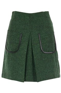 tweed skirt: I forgot about you Pleated Skirt, Dress Skirt, Tweed Run, How To Make Skirt, Tweed Skirt, 1960s Fashion, Winter Fashion Outfits, Countryside Fashion, Wool Skirts