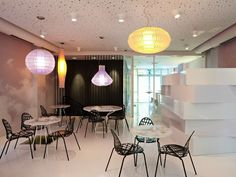 Foscarini. Heaven and Hell Coffeeshop - Utrecht, Netherlands