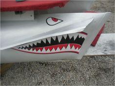 unique pontoon boat paint - Google Search