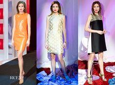 Nieves Alvarez In Vicky Martín Berrocal & Bally – Solo Moda
