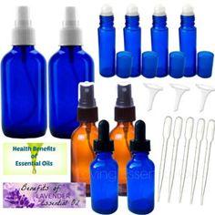 Loving Essential Oils Essential Oil Tool Kit