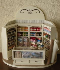 ESPECIAL MERCERIA - Sophia Miniatures - Tienda On-line
