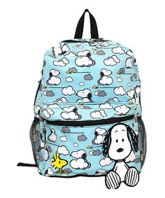 Peanuts Snoopy Lost in the Clouds Backpack