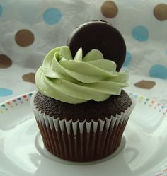 let's bake magic!: york peppermint cupcakes