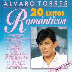 Alvaro Torres - 20 exitos romanticos - 1993
