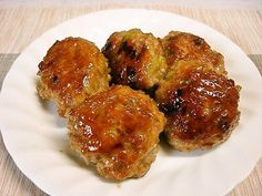 My Family Loves These ♡ Tsukune Pork Patties - Great for Bentos