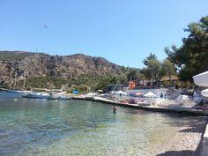Antalya-Kaş Delos Beach