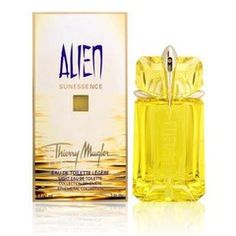 A sophisticated sensual fragrance for women that covers you in an aura that brings memories of a lovely sunny day. Angel Sunessence is a limited edition by French designer Thierry Mugler that was launched in 2011. The fragrance is dominated by the sunny accords of hibiscus alongside patchouli and bergamot with a sweet touch of honey, caramel and dark chocolate to add femininity to the scent.