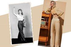 Os anos 40 e as musas da Era de Ouro do cinema estão de volta à moda. Na matéria de @viviansotocorno você confere o estilo de Giger Rogers que brilhava como uma das maiores estrelas da época e como trazer as peças para 2018. Confira em vogue.globo.com ou clicando no link da bio. (Foto @ivanerck stylist @fabianaleite e beleza @eduhyde) #moda via VOGUE BRASIL MAGAZINE OFFICIAL INSTAGRAM - Fashion Campaigns  Haute Couture  Advertising  Editorial Photography  Magazine Cover Designs  Supermodels…