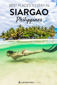 Looking for the best place to stay while in Siargao, Philippines? Here are our recommendations