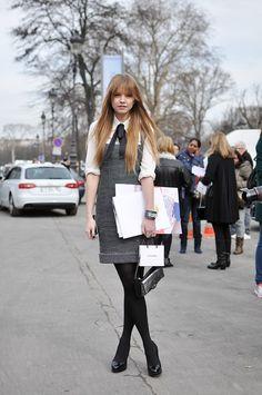 Laura Hayden, Paris - Trendycrew http://trendycrew.com/laura-hayden-paris/