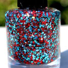 Drama Queen Hand made custom nail polish by GlimmerbyErica on Etsy, $9.25
