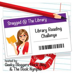 Library Reading Challenge  hosted by: Geeky Bloggers Book Blog