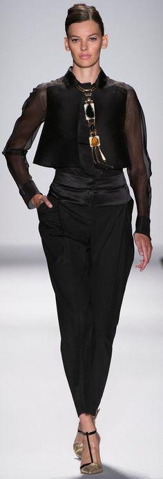 Carolina Herrera Spring 2014 Ready To Wear Collection