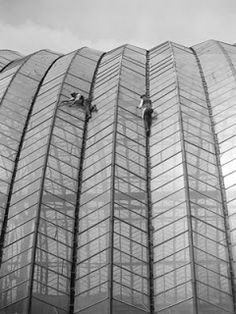 roof detail, Crystal Palace, Hyde Park, London, UK 1851 Joseph Paxton, modular gridded unit design