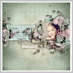 Tinci Designs: Winter steps 2. and freebie