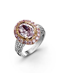 The 2.74 carat pink diamond originates from the Victor Mine in Ontario operated by De Beers Canada. Pink diamonds are considered the most expensive natural creation by weight in the world