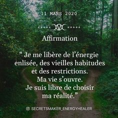 "7 mentions J'aime, 2 commentaires - Victoria (@secretsmaker_energyhealer) sur Instagram : ""Prendre un autre chemin ... . . . #oracle #carte #tirage #photodujour #lavieestbelle #faitmain…"" Affirmation, Victoria, Movie Posters, Movies, Instagram, D Day, Life Is Beautiful, Other, Film Poster"