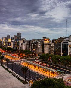 9 de Julio Ave. (Avenida 9 de Julio) | CABA | Argentina Boris G.