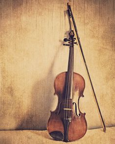 Still Life: Violin Fine Art Photography Musical Instrument Music Fiddle Photo Print Classical Music Room Decor Music Lover Fiddler Gift Idea Image Photography, Fine Art Photography, Be Still, Still Life, Classical Music, Art Music, Creative Art, Amazing Art, Musicals